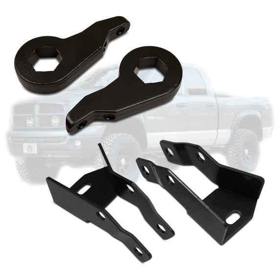 Body Armor 4x4 2002-2005 Dodge Ram 1500 1-3