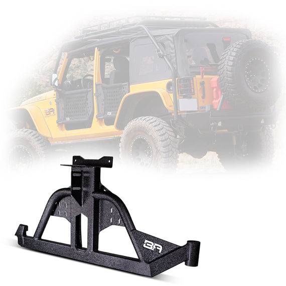 Body Armor 4x4 2007-2018 Jeep Wrangler Pro Series Tire Carrier