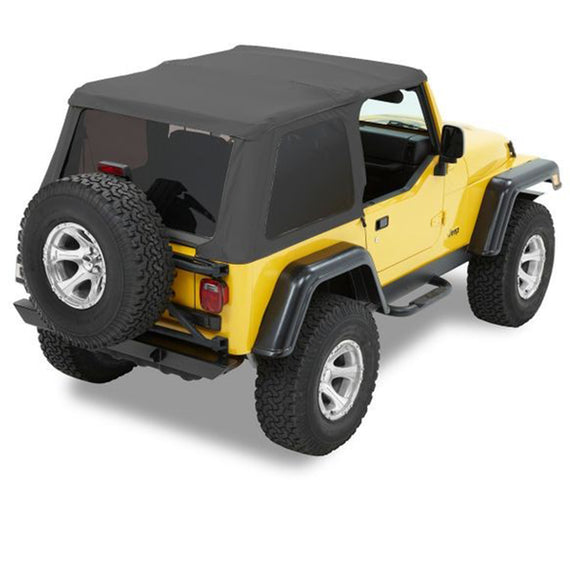 Bestop Trektop NX for 1997-2006 Jeep Wrangler TJ & LJ Unlimited