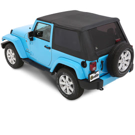 Bestop Trektop NX Soft Top For Jeep Wrangler JK 2007-2018 JK