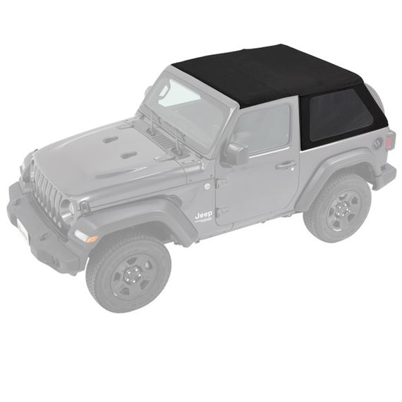 Bestop Trektop NX Soft Top For 2018-2019 Jeep Wrangler JL