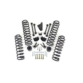 "ReadyLift 4"" Coil Spring Kit for 2007-2018 Jeep Wrangler JK 69-6400"