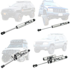 Fox 2.0 Performance Series Shocks For 1993-2004 Jeep Grand Cherokee ZJ WJ