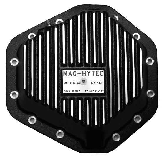Mag Hytec Rear Differential Cover GM 14-10.5-A