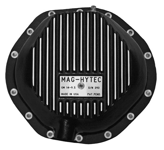 Mag Hytec Rear Differential Cover GM 14-9.5