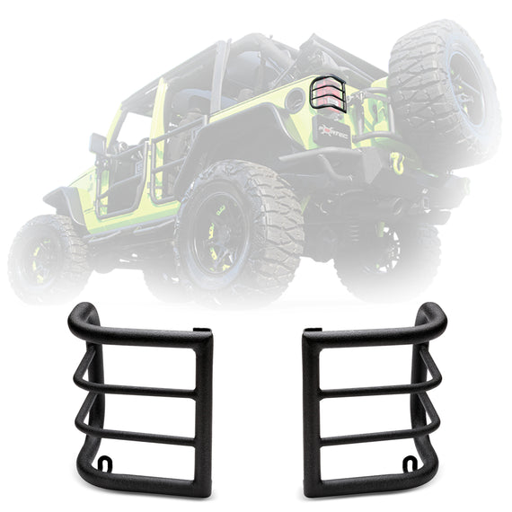 Body Armor 4x4 2007-2018 Jeep Wrangler Tail Light Guard