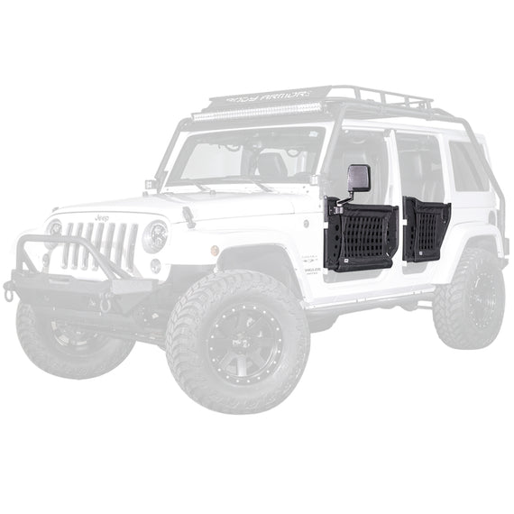 Body Armor 4x4 2018 Jeep Wrangler JL Gen 3 Trail Doors 2 & 4 Door