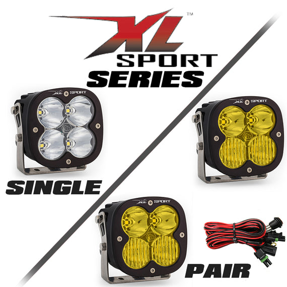 Baja Designs XL Sport LED Light Bars