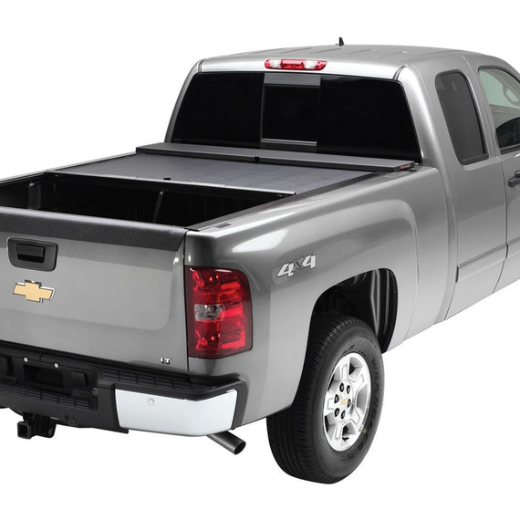 Roll-N-Lock M Series Retractable Cover For 07-13 GM Silverado Sierra