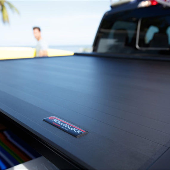 Roll-N-Lock E Series Retractable Cover For 17-18 Ford F250 F350