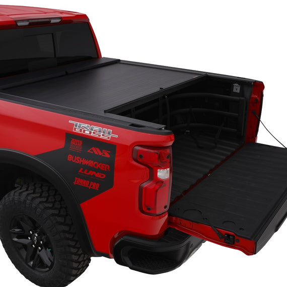 Roll-N-Lock M Series Retractable Cover For 15-18 Ford F150