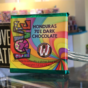 LOVE Bar - Honduras 70% Dark Chocolate Bar