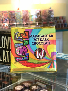 LOVE Bar - Madagascar 70% Dark Chocolate Bar