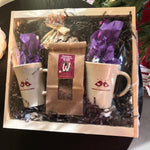 Cocoa Crate for Two Gift Basket