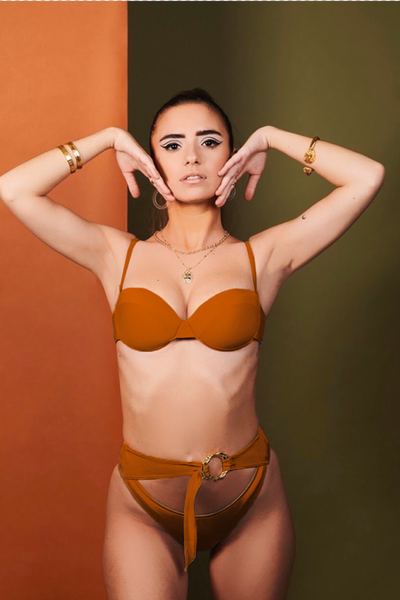BAMBA Underwire Top