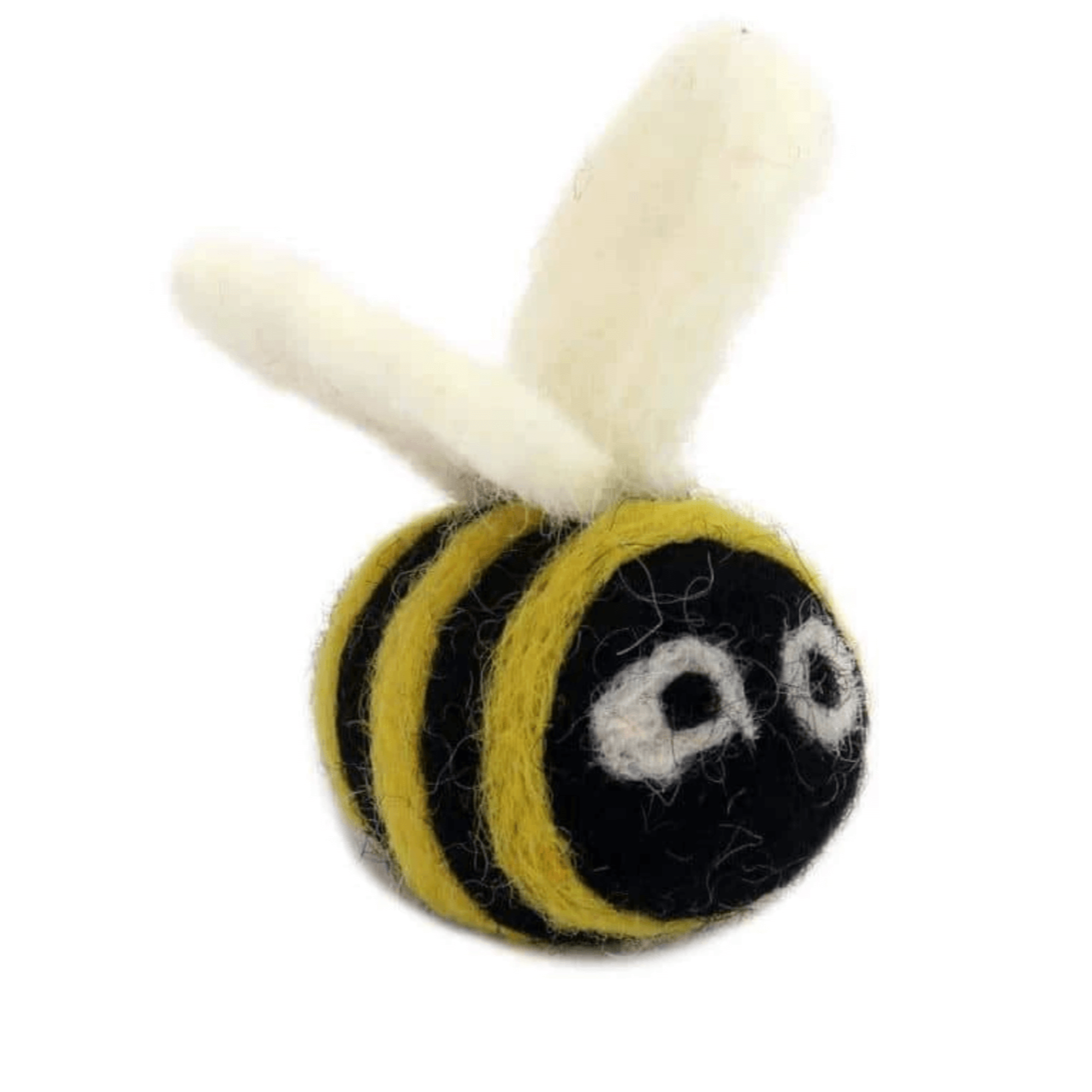 """Berta the Honeybee"" - Cat Toy"