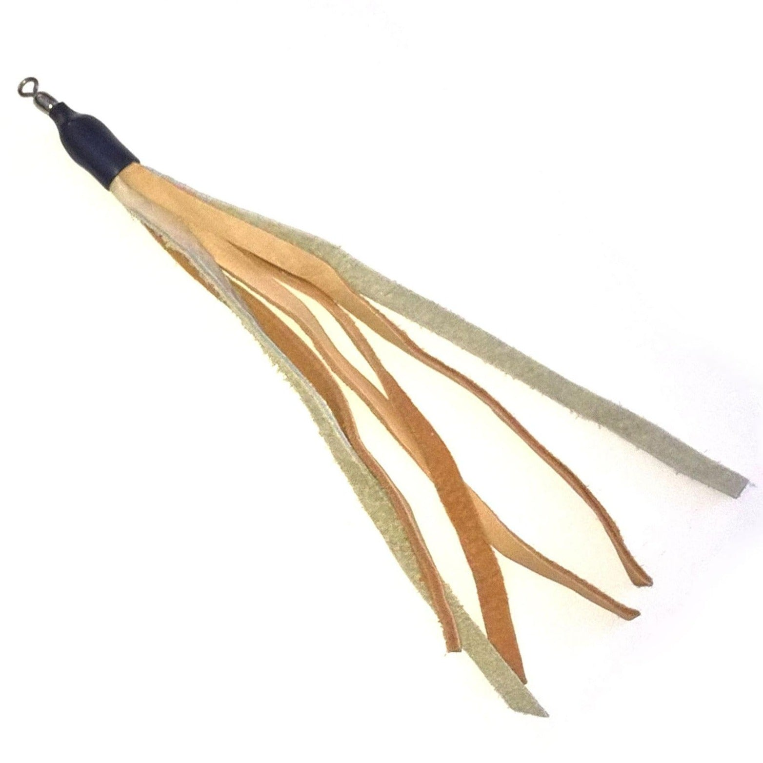 """Leather Tassel"" - Wand Toy Attachment"
