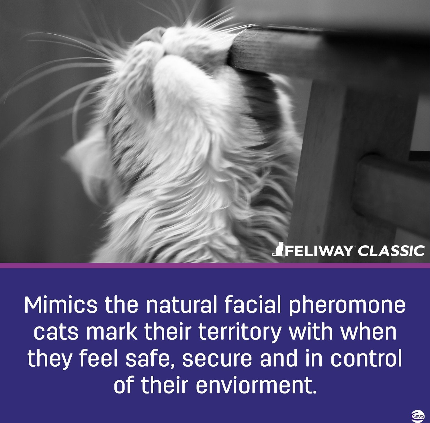 Feliway Classic - Refill (Diffuser Plug-In Not Included)