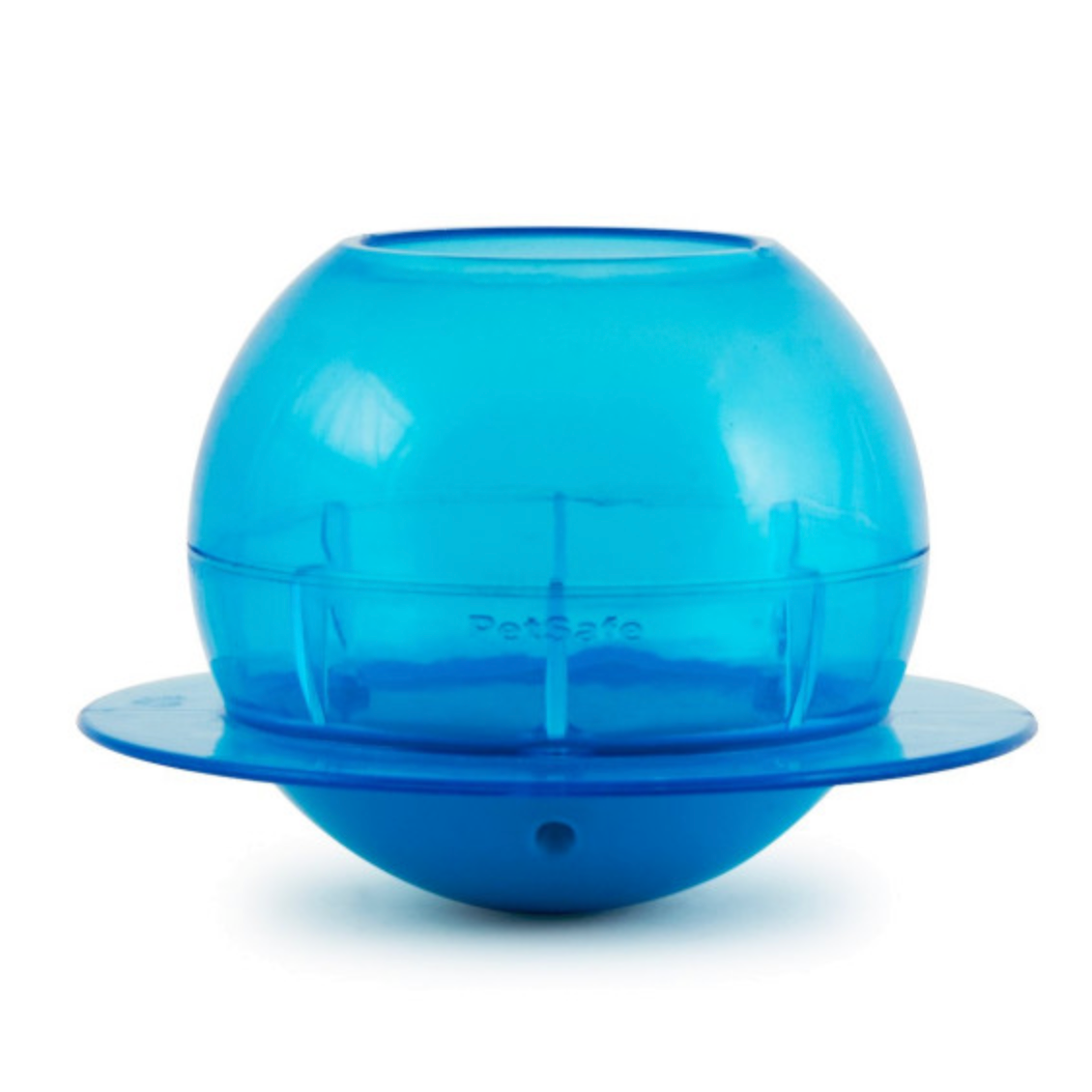 """Fishbowl"" - Cat Feeder Toy"