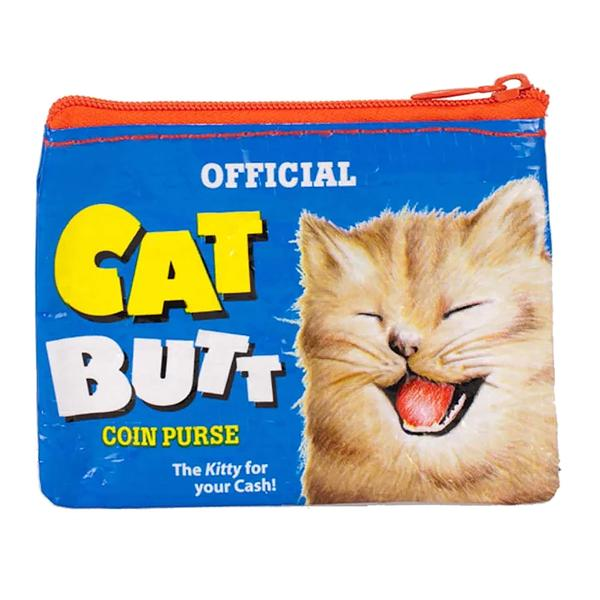 """Cat Butts"" - Coin Purse"