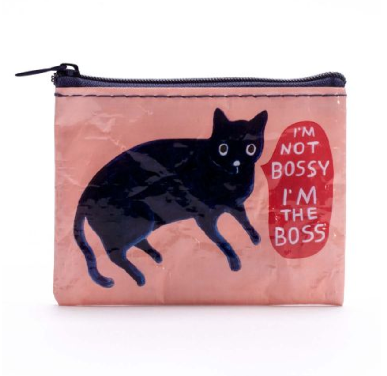 """I'm The Boss"" - Coin Purse"