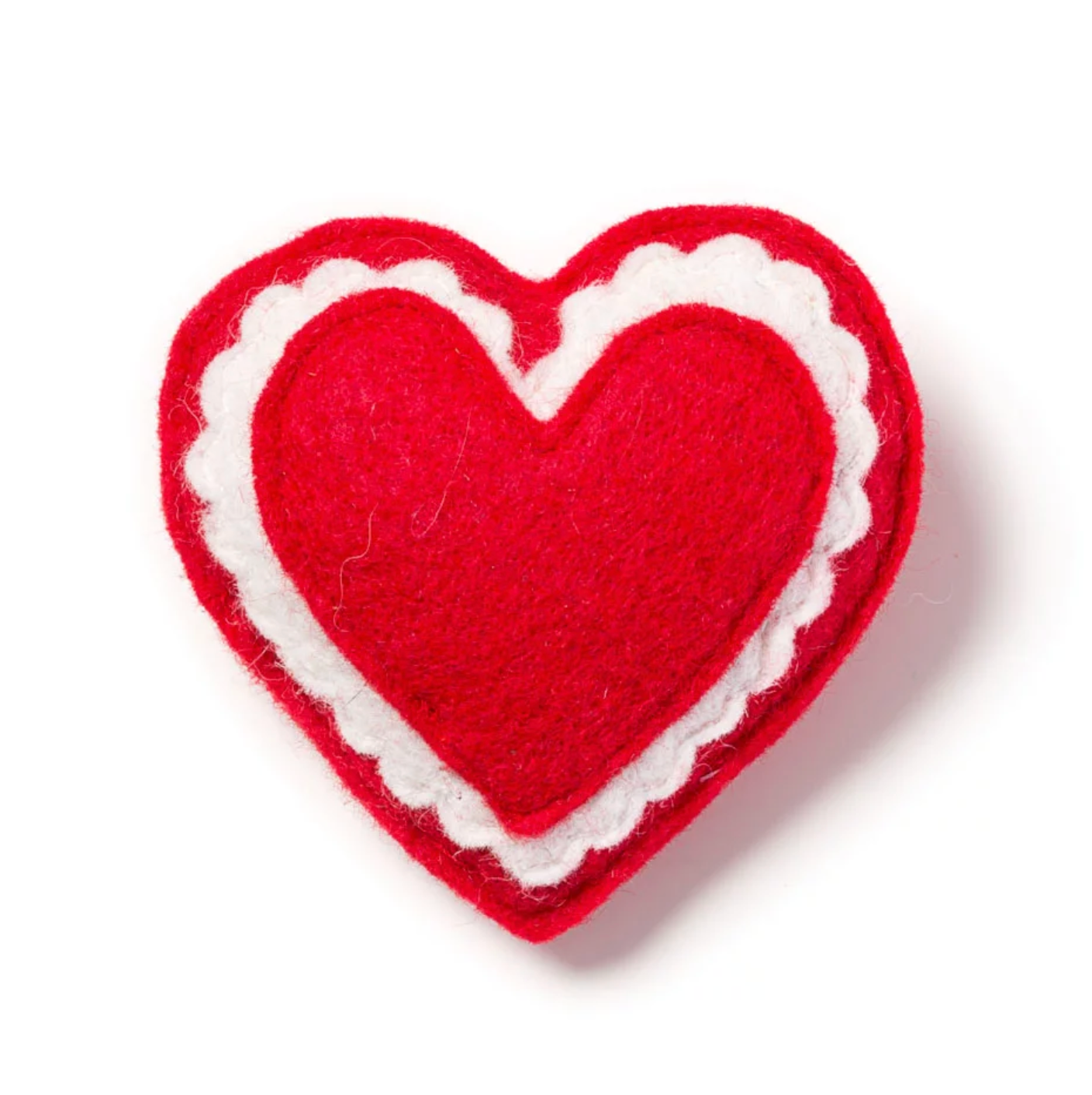 Whole-Hearted Catnip Toy (Vegan)