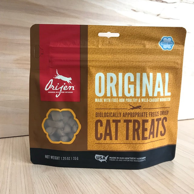 "Orijen ""Original"" Freeze-Dried Cat Treats"