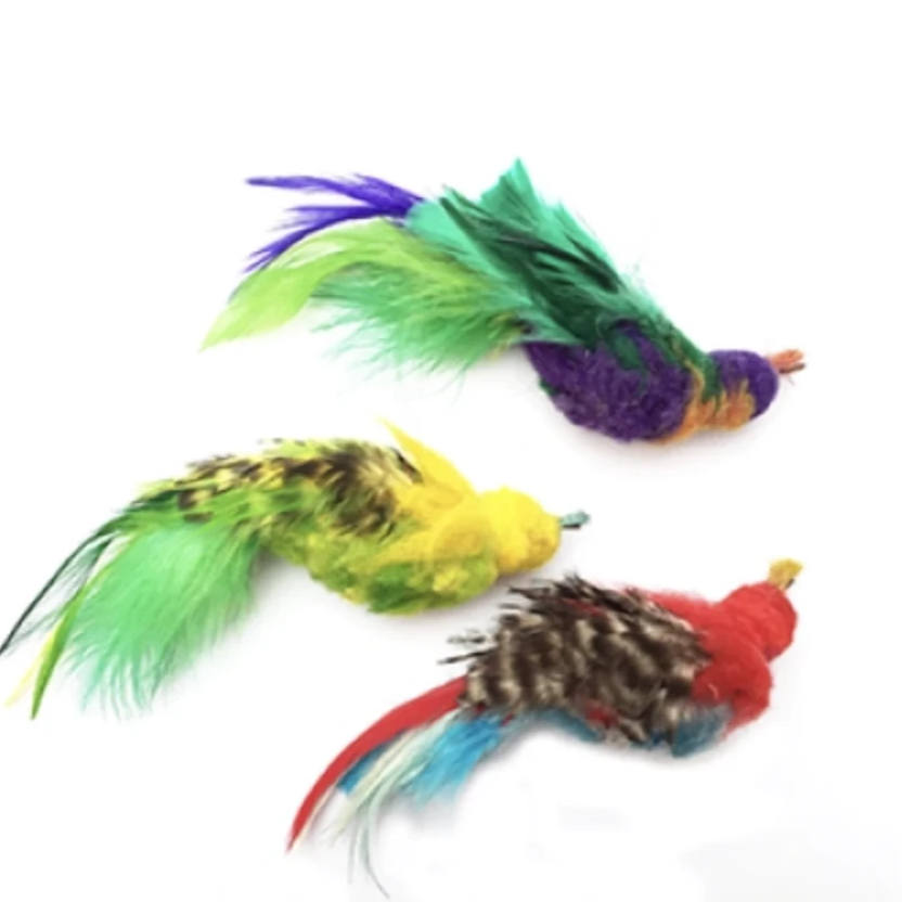 """Parakeet Bird"" - Wand Toy Attachment"