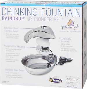 """Raindrop"" - Drinking Fountain"