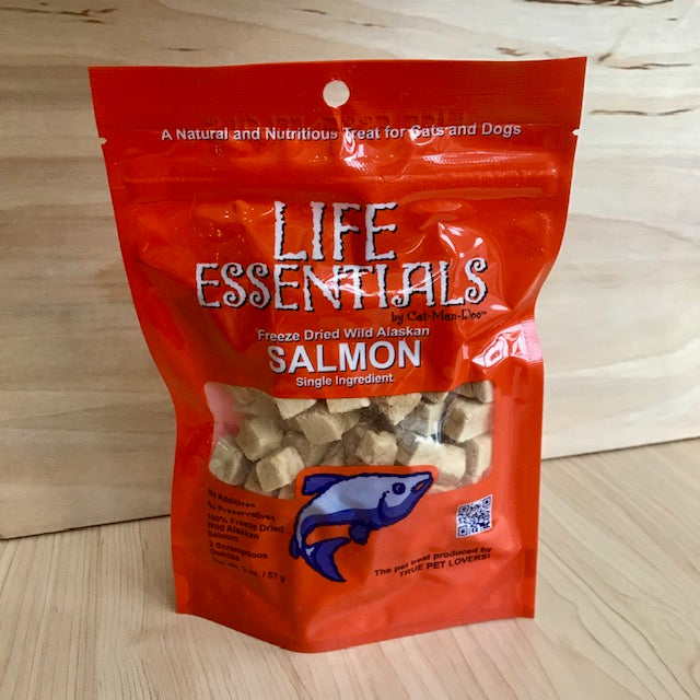 Freeze-Dried Salmon Treats