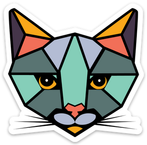 ROAR CAT - Sticker
