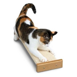 Wall + Floor Cat Scratcher