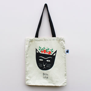"""Frida Catlo"" - Tote Bag"