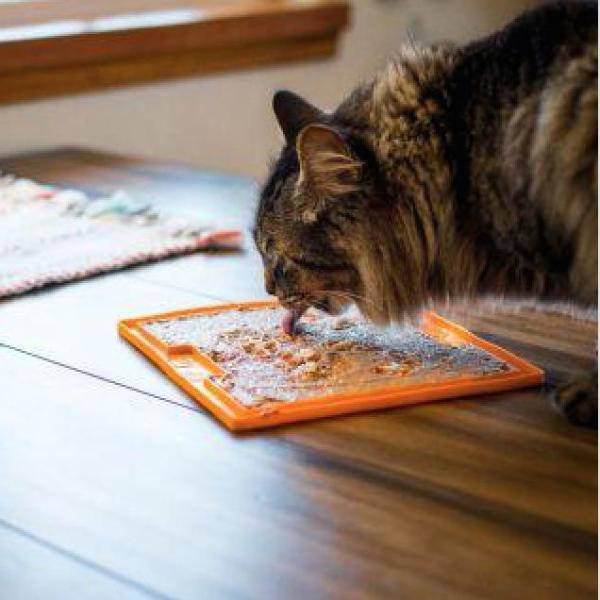 Lickimat Slow Feeder Pet Feeding Mat