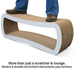 """Petfusion Jumbo"" - Cat Scratcher Lounge [Free USA Shipping]"