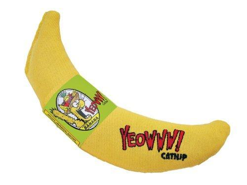 Catnip Banana by Yeowww!