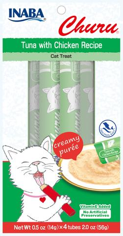 Inaba Churu - Cat Treats