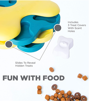 """Tornado"" - Food/Treat Puzzle"