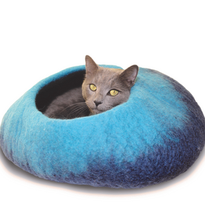 Ombre Cave - Cat Bed