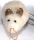 """Wool Mouse"" - Wand Toy Attachment"