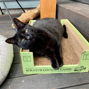 Scratch Lounge - New, Shipping-Friendly Size [FREE USA SHIPPING]