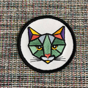 ROAR CAT - Embroidered Patch