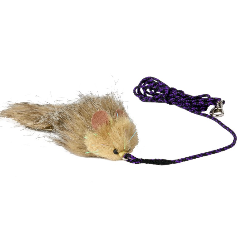 "Neko Flies - ""Wily Mousey"" - Wand Toy Attachment"