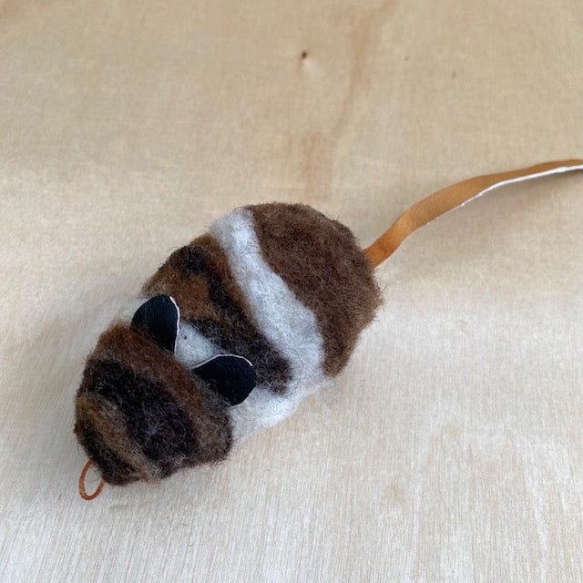 """Woolly Vole"" - Wand Toy Attachment"