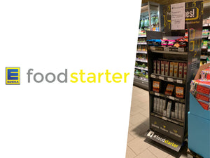 EDEKA Foodstarter Display DOC