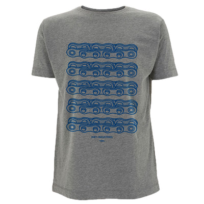 Repeat Chain T-shirt - Youth - Dirt Industries - Motocross Offroad Casual Clothes