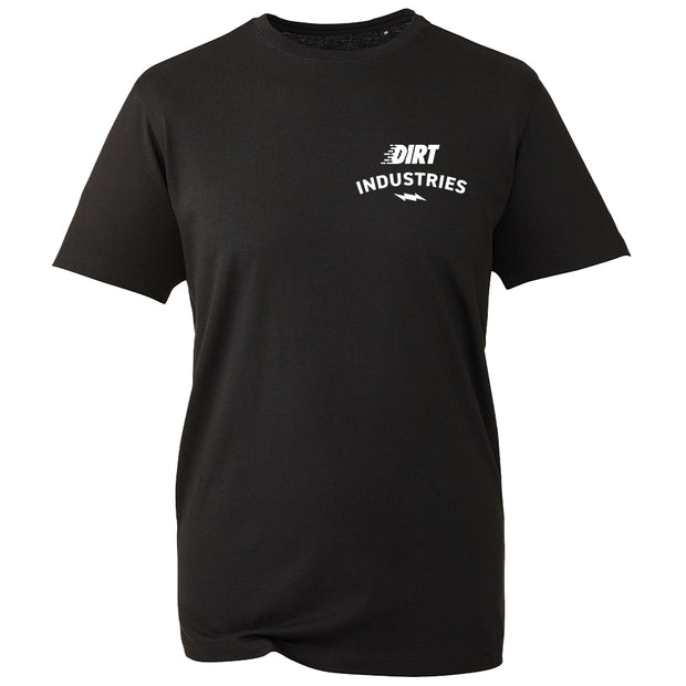 Repeat Chain Rear T-shirt - Youth - Dirt Industries