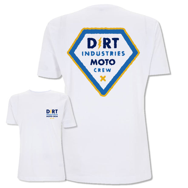 Moto Crew T-Shirt - Youth - Dirt Industries