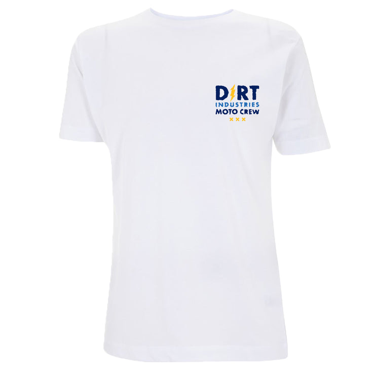 Moto Crew T-Shirt - Dirt Industries - Motocross Offroad Casual Clothes