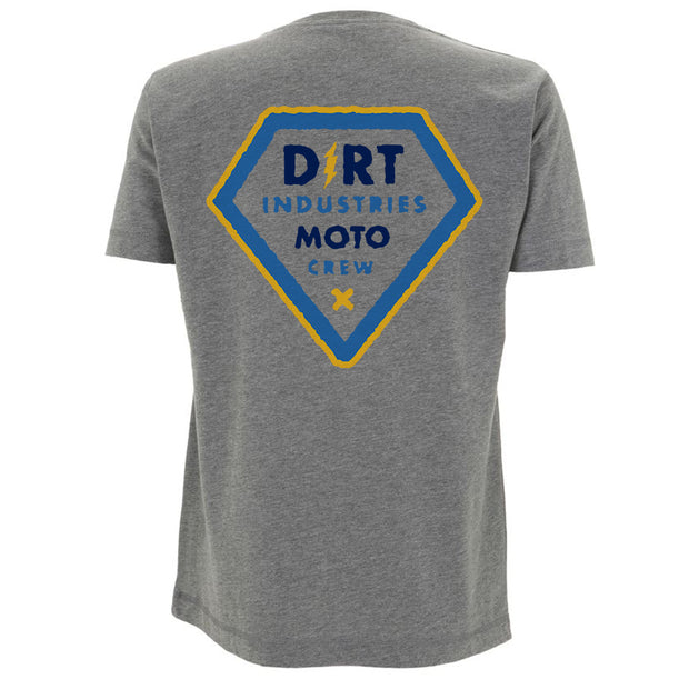 Moto Crew T-Shirt - Youth - Dirt Industries - Motocross Offroad Casual Clothes
